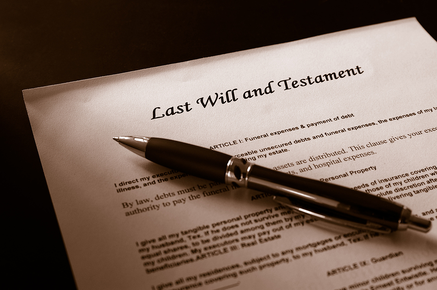 Probate & Wills Lawyer